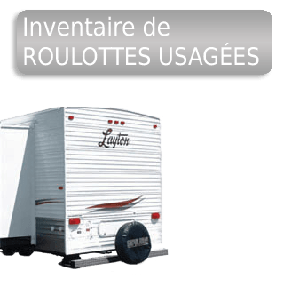 Inventaire de roulottes usagées